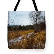 Country Winter 4 Tote Bag