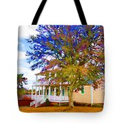 Countryside House 1 Tote Bag