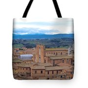 Countryside In Siena Tote Bag