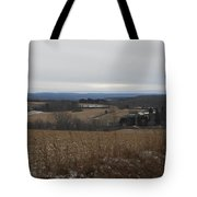 Countryside View  Tote Bag