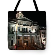 County Court House Tote Bag