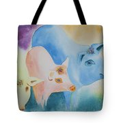 County Fair Tote Bag by Tracy L Teeter