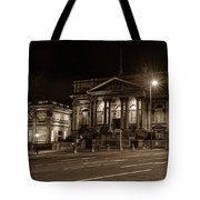 County Sessions House By Night Liverpool Tote Bag