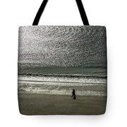 Couple Seascape Tote Bag