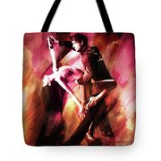 Couple Tango Art Tote Bag