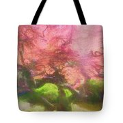 Courage Tree Tote Bag
