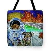 Deeper Experience In Retrospect Tote Bag