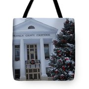 Court Dismissed Tote Bag