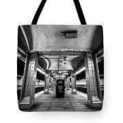 Court Street Subway Tote Bag