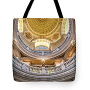 Courthouse Dome Tote Bag
