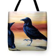 Courting Crows Tote Bag