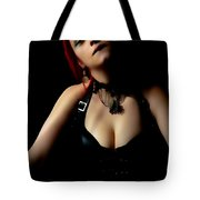 Courtney Seduces Tote Bag