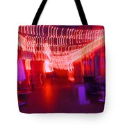 Courtside Lounge 2 Tote Bag