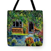 Courtyard 79 Tote Bag