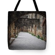 Courtyard Archway Tote Bag