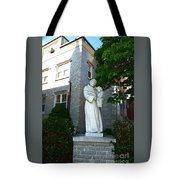Courtyard Custody Tote Bag