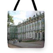 Courtyard Eremitage - Saint Petersburg Tote Bag