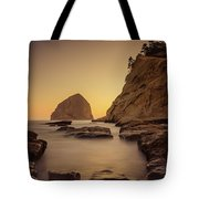 Cove Sunset Tote Bag