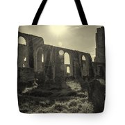 Covehithe Abbey Tote Bag