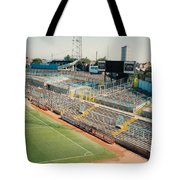 Coventry City - Highfield Road - East Stand Swan Lane 2 - August 1991 Tote Bag