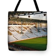 Coventry City - Highfield Road - East Stand Swan Lane 3 - October 1994 Tote Bag