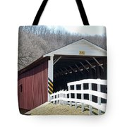 Covered Bridge Pa Tote Bag