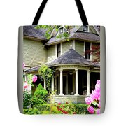 Covered Porch Tote Bag