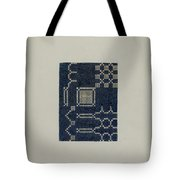 Coverlet (section Of) Tote Bag