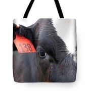 Cow 138 Tote Bag