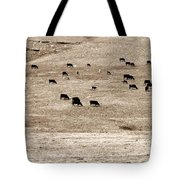 Cow Droppings Tote Bag