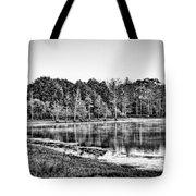 Cow Pen Lake Tote Bag