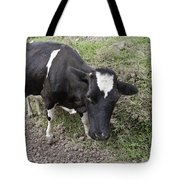 Cow Tow Tote Bag
