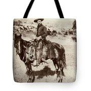 Cowboy, 1887 Tote Bag