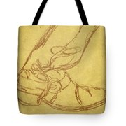 Cowboy Boot Tote Bag