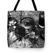 Cowboy Cooking Tote Bag