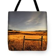 Cowboy Trail Tote Bag