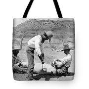 Cowboys: Branding Cattle Tote Bag