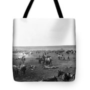 Cowboys, C1904 Tote Bag