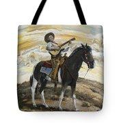 Cowboy's Dream Tote Bag