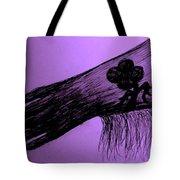 Cowgirl Glove Plum Classy Tote Bag