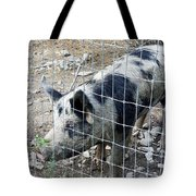 Cowpig On The Farm Tote Bag