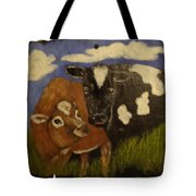 Cow's Tote Bag