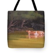 Cows Just Wanna Have Fun Tote Bag
