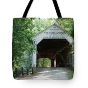 Cox Ford Bridge Tote Bag