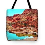 Coyote Butte Tote Bag