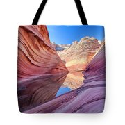 Coyote Buttes 5 Tote Bag