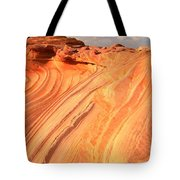Coyote Buttes Sunset Glow Tote Bag