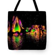 Coyote Moon- Tote Bag