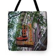 Coyote Ugly Saloon Nashville Tote Bag