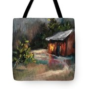 Cozy Comfort Tote Bag